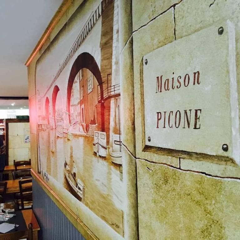 Le Restaurant - Chez Picone - Italien Marseille