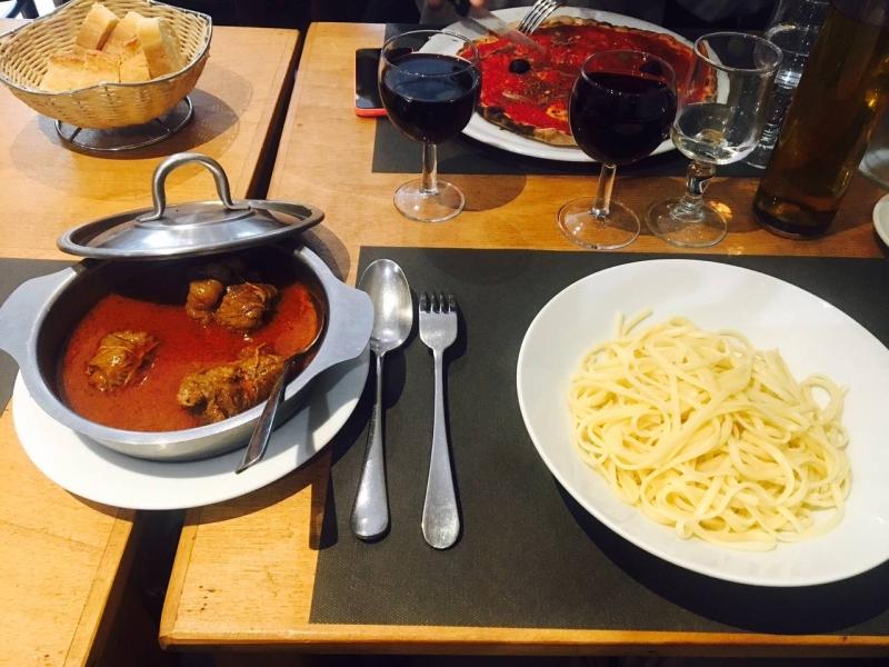 La Carte - Chez Picone - Restaurant Italien Marseille